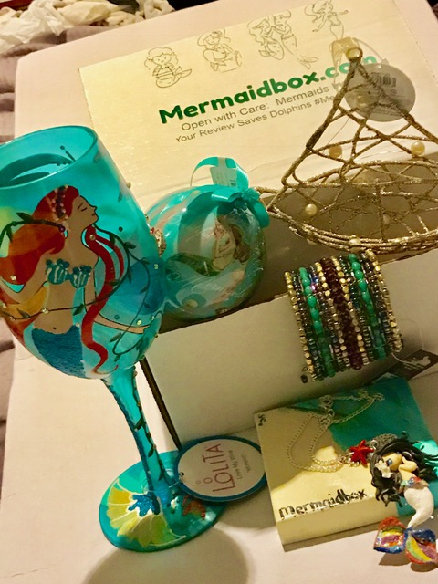 Mermaid Holiday Box