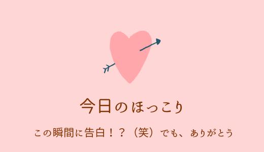 今日のほいく(こっそり、でも確かに聞こえた嬉しい言葉…♪)