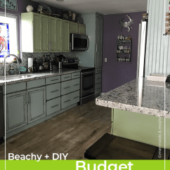 Kitchen On A Budget Apple Rugs For How To Remodel Your Mermaids Mojitos