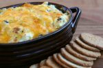 Appetizer - Slow cooker Hot Artichoke and Spinach Dip