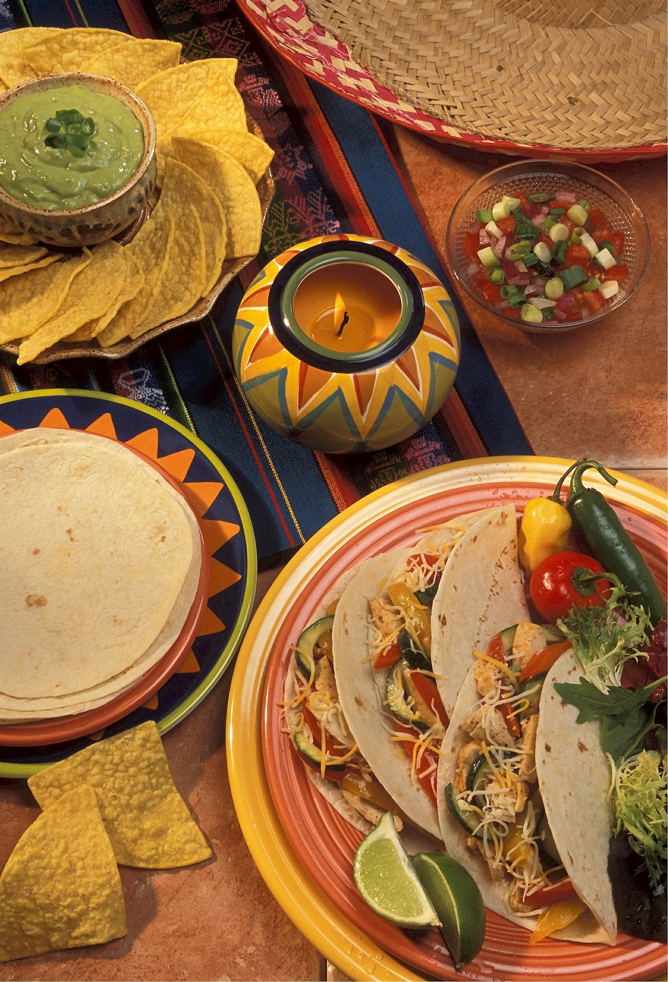 Viva Mexico – Throw an Awesome Cinco de Mayo Party via @mermaidsandmojitos