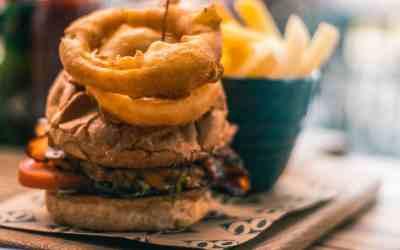 10 Awesome Burger Recipes