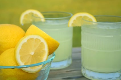 Simple Homemade Lemonade Recipe