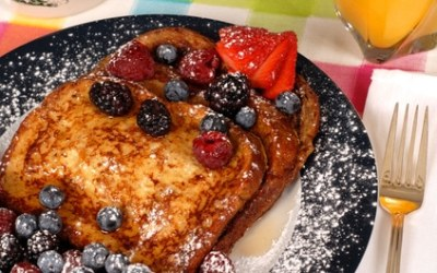 Classic Campfire French Toast