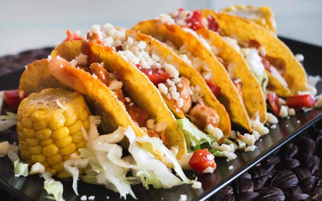 "Throw an ""Make Your Own Taco"" Party"