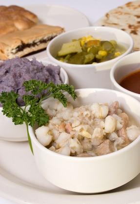 Easy Shrimp and Scallop Pozole