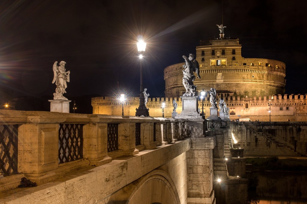 Castel Sant'Angelo 3 perfect days in Rome