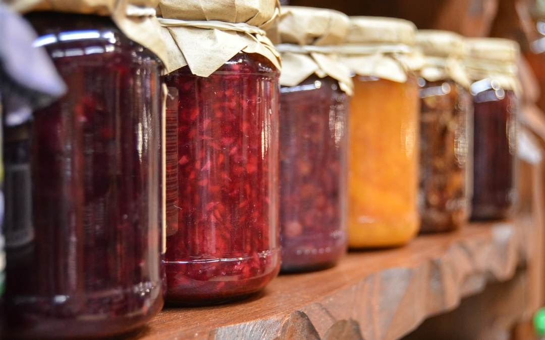 Cranberry Apple Chutney Recipe