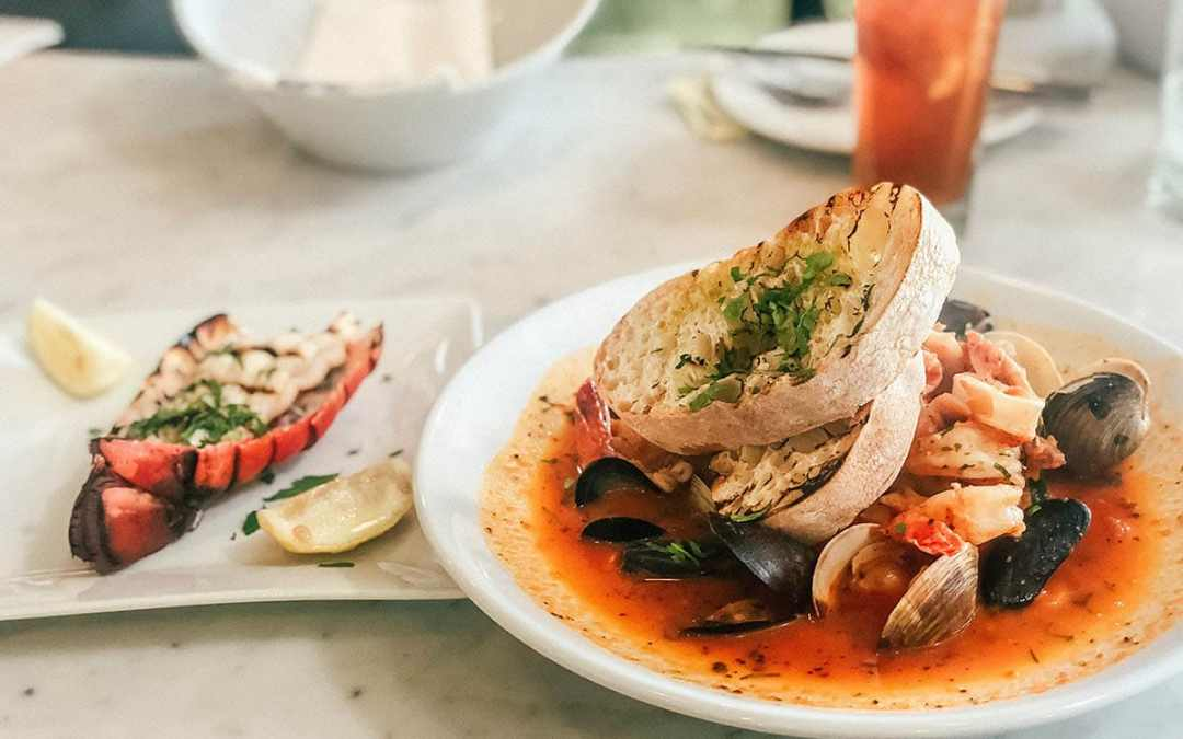 Cioppino – San Francisco Italian Fisherman's Stew