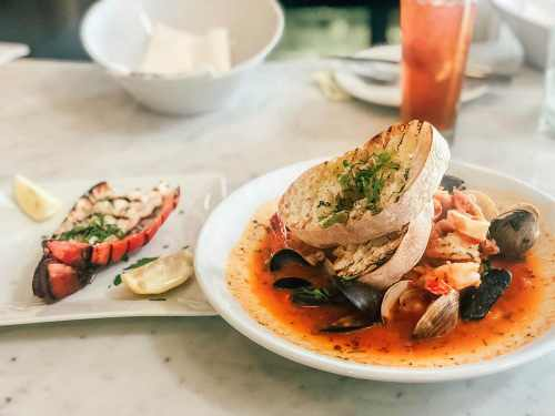 Cioppino - Italian Fisherman's Stew