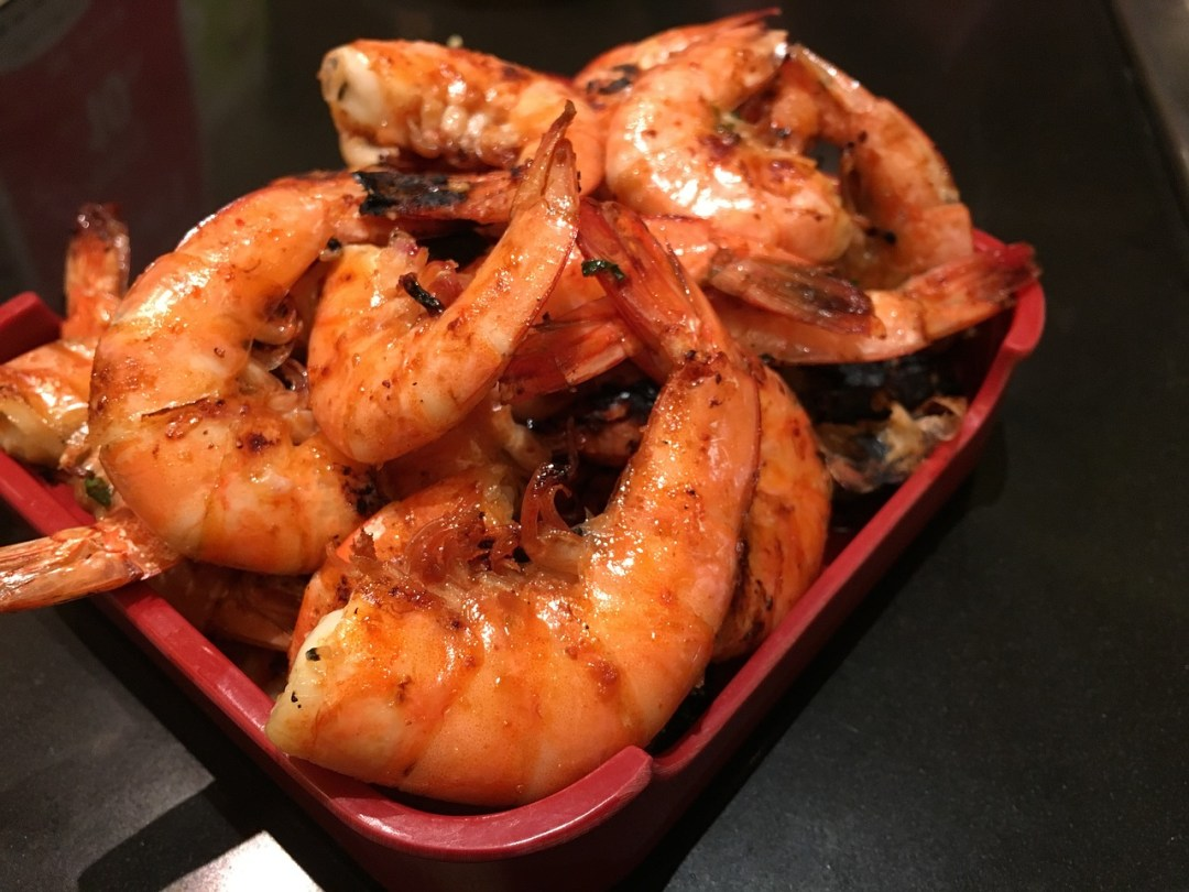 New Orleans Cajun Spiced BBQ Shrimp