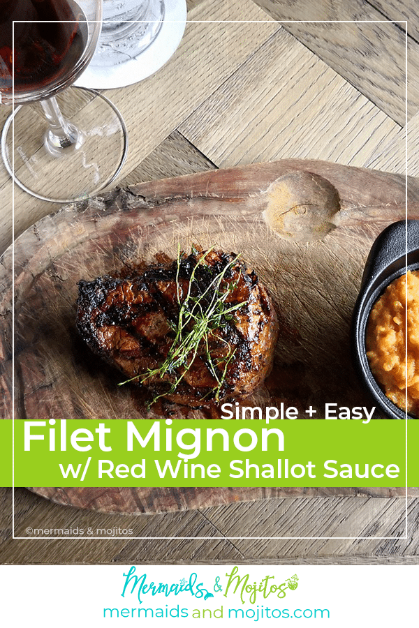 filet mignon sauce recipe easy