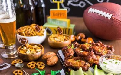 25 Easy Super Bowl Party Recipes