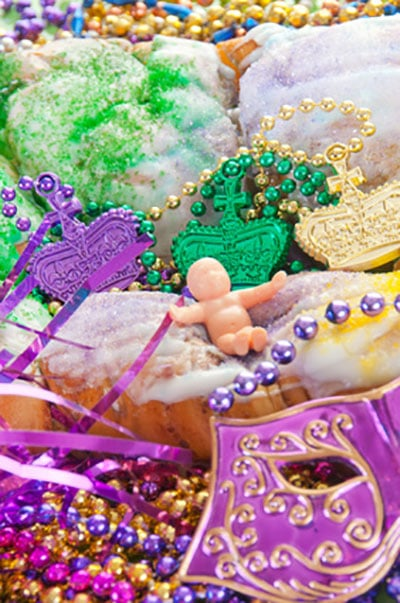 How to Make a King Cake   Must have iconic Mardi Gras Cake