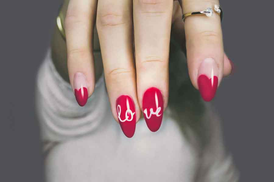 Get a manicure and pedicure | single girls guide to rocking valentines day