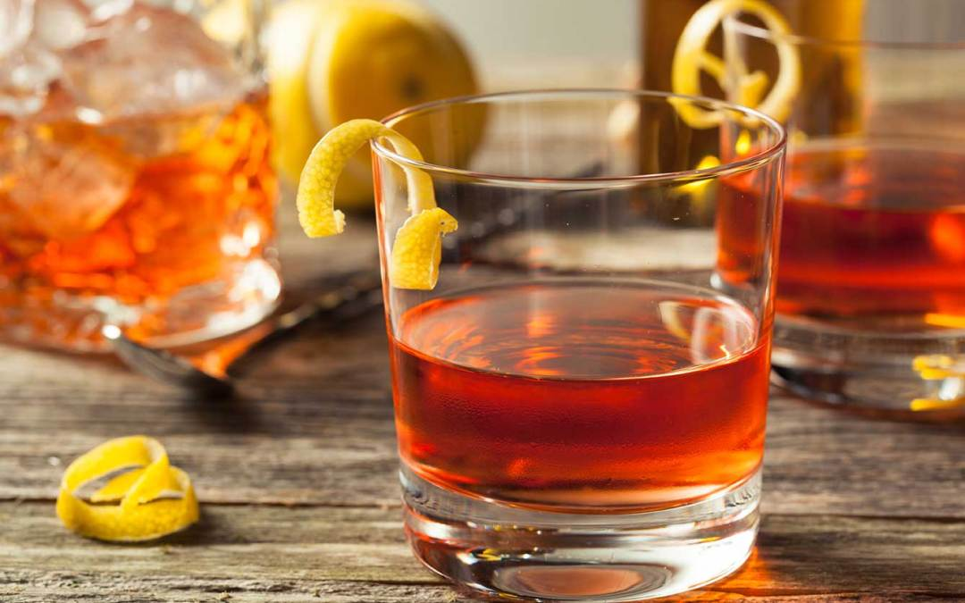 Sazerac | Classic New Orleans Cocktail