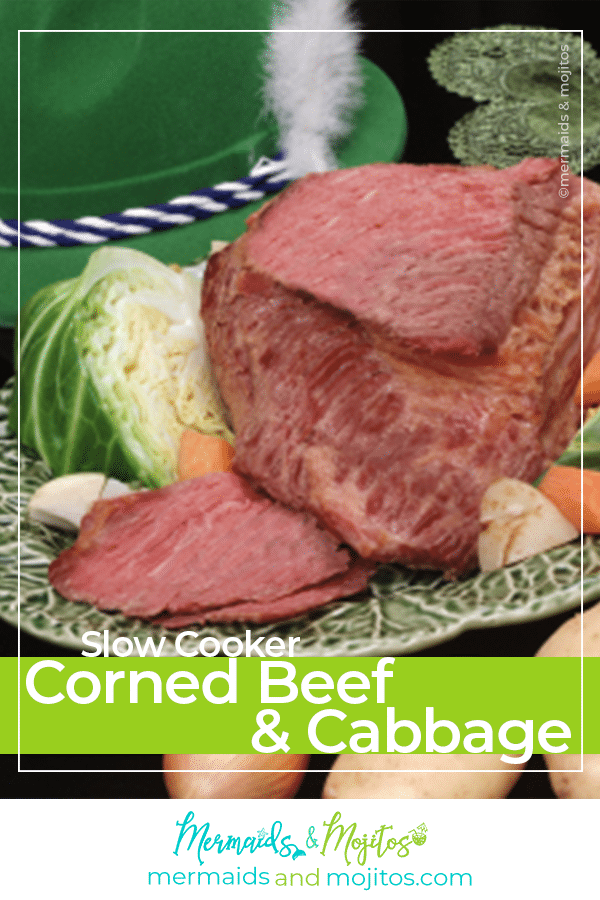 St Patrick's Day Corned Beef and Cabbage