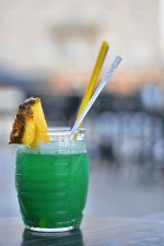 Tipsy Mermaid Cocktail