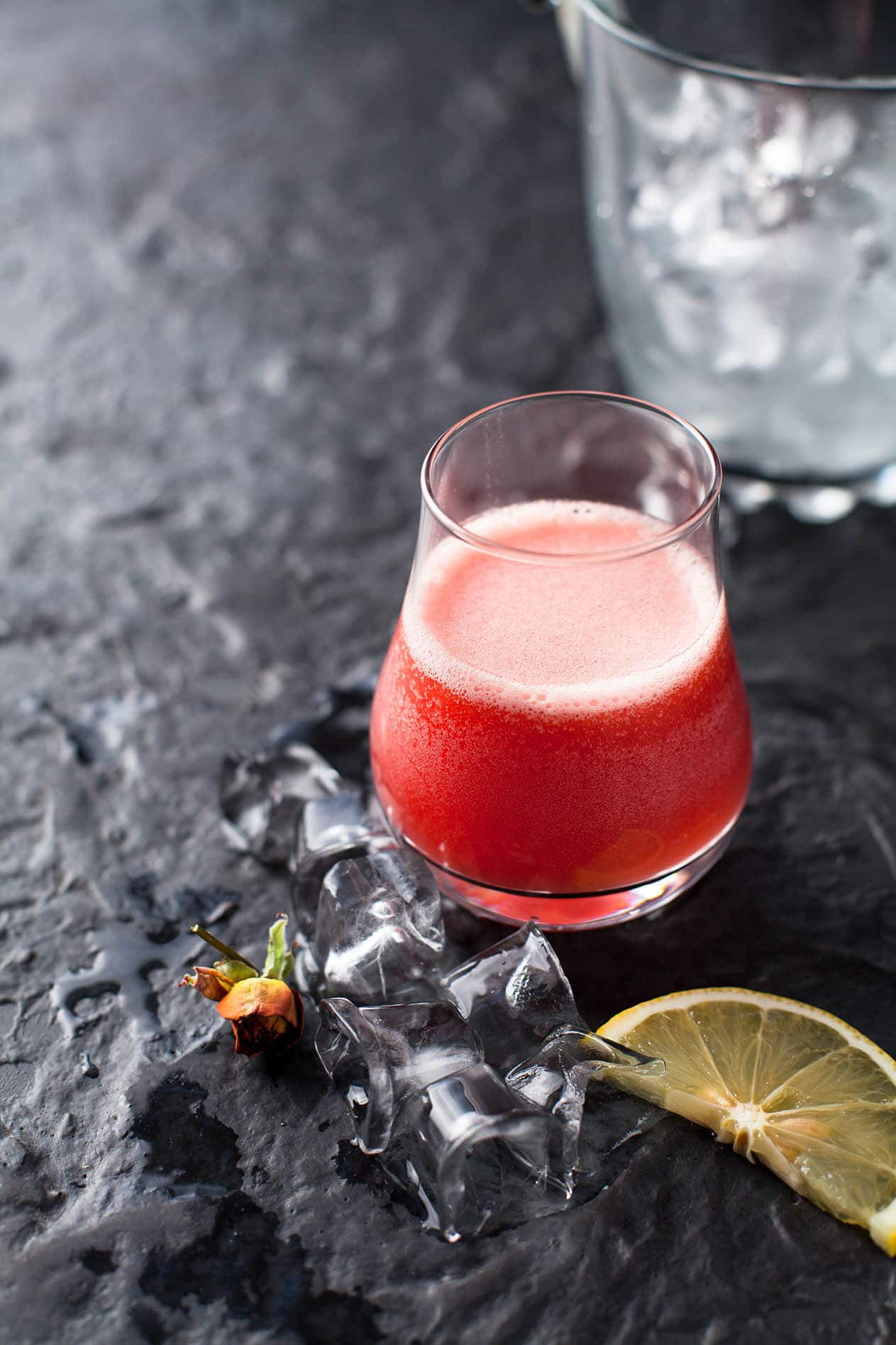 Tequila Mockingbird – Spicy Tequila Cocktail via @mermaidsandmojitos