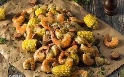 Easy Low Country Shrimp Boil