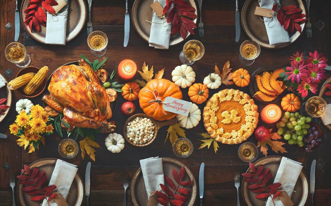 11 Stress-free Thanksgiving Menus
