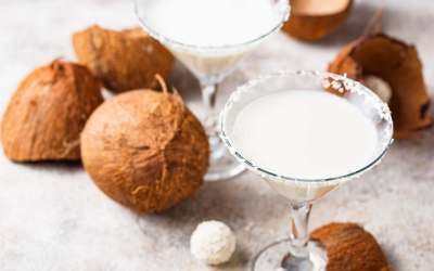 Creamy Coconut Margarita Recipe