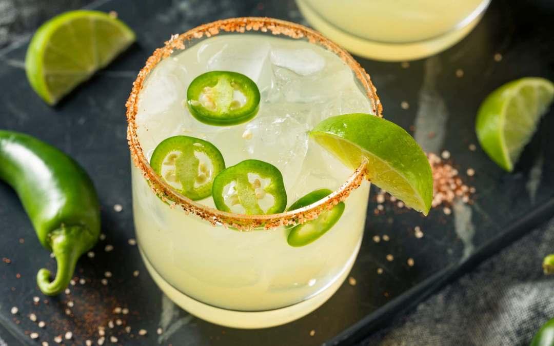 Spicy Classic Margarita Recipe