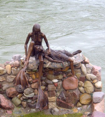 Rheinfelden Mermaid