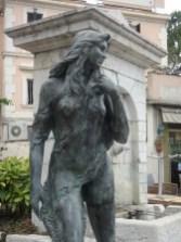 Ama d'Eze Mermaid Statue