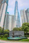 Mermaid Ama in Shanghai