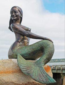 Nirena, Mermaid of Eastport
