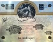 Andrea's Fountain plaque