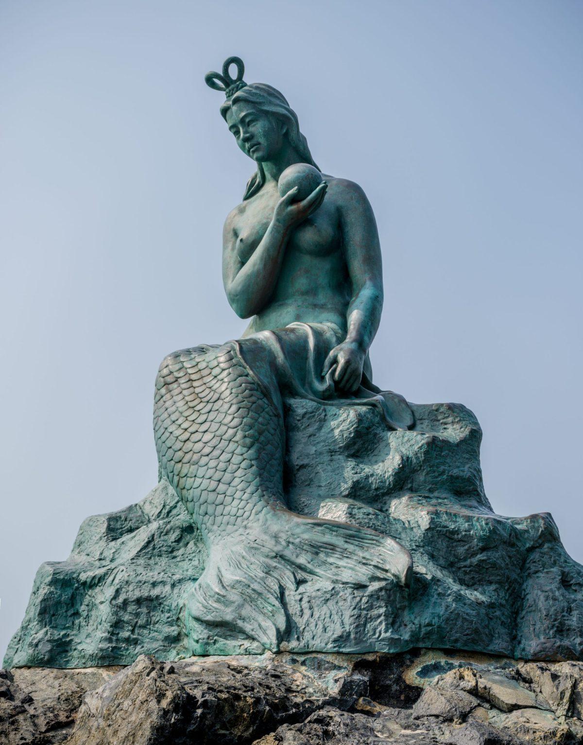 The Princess Hwangok Mermaid of Doengbaek