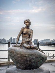 The Little Mermaid in Seoul