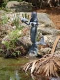 Weeki Wachee Park Mermaid Sculpture