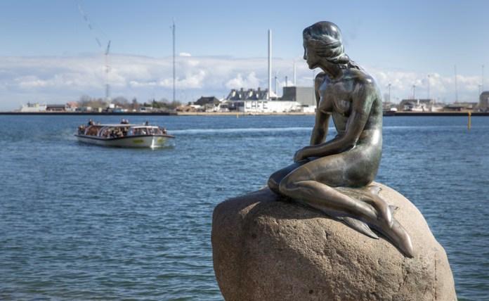 ผลการค้นหารูปภาพสำหรับ little mermaid copenhagen