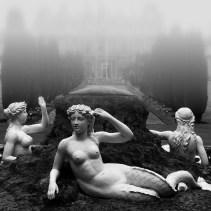 Halton House Mermaid Fountain. Photo © George Jensen.