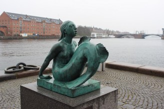 The Black Diamond Mermaid