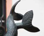 Tails of Mermaid Statue in Mainz, Germany. Photo © Svenya Thundiyil