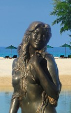 Ama Andaman Mermaid Statue