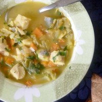 Sunday soup: Greek fish soup