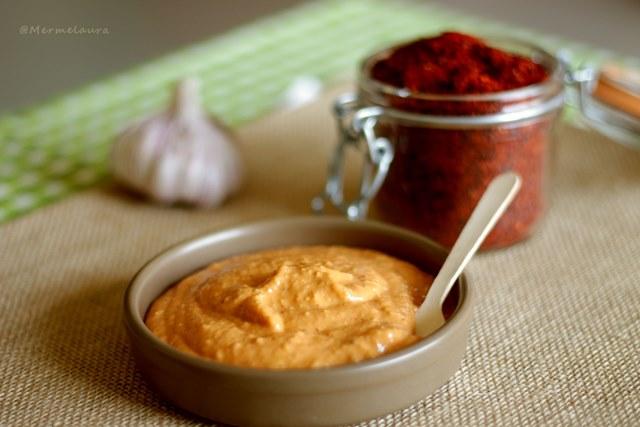 La salsa Romesco de Isabel.