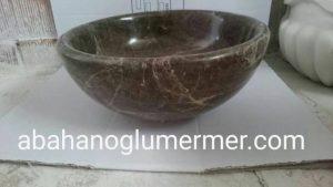 dark mermer evye çanak lavabo çeşitleri em-003 ölçüleri 42x15 cm fiyatı : 450 tl