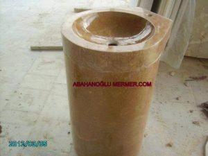 ayaklı lavabo em-034 ölçüleri : 42x35x90 cm fiyatı : 1850 tl