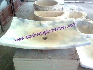 mermer evyeci em-045 ölçüleri 40x60x18 cm fiyatı 1250 tl