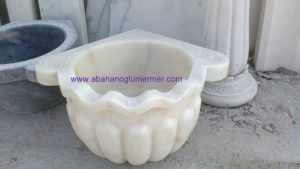 işlemeli hamam köşe kurnası ku-57 ölçüleri : 45x30 cm fiyatı : 900 tl