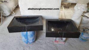 mermer siyah lavabo çeşitleri