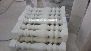 beyaz-mermer- korkuluklar-cuk-022 ölçüleri : fiyatı : satın al