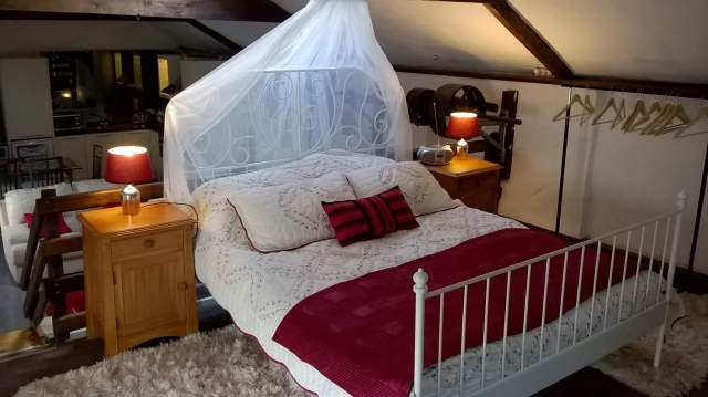 Merok Mill House - Self Catering Cottages Northern Ireland - Double Bed