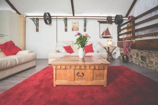 Merok Mill House-Self Catering-Bangor-NorthernIreland-Living-Box-Thing